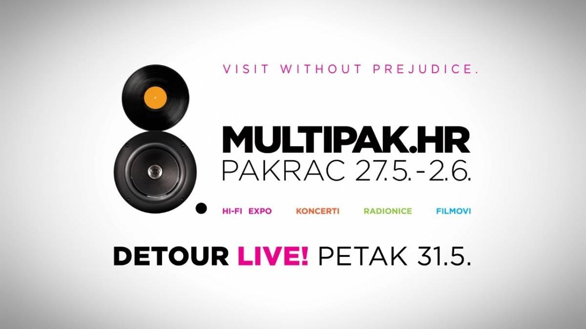 U Pakracu počinje 8. MULTIPAK - najveće multimedijalno događanje u ovom dijelu Europe