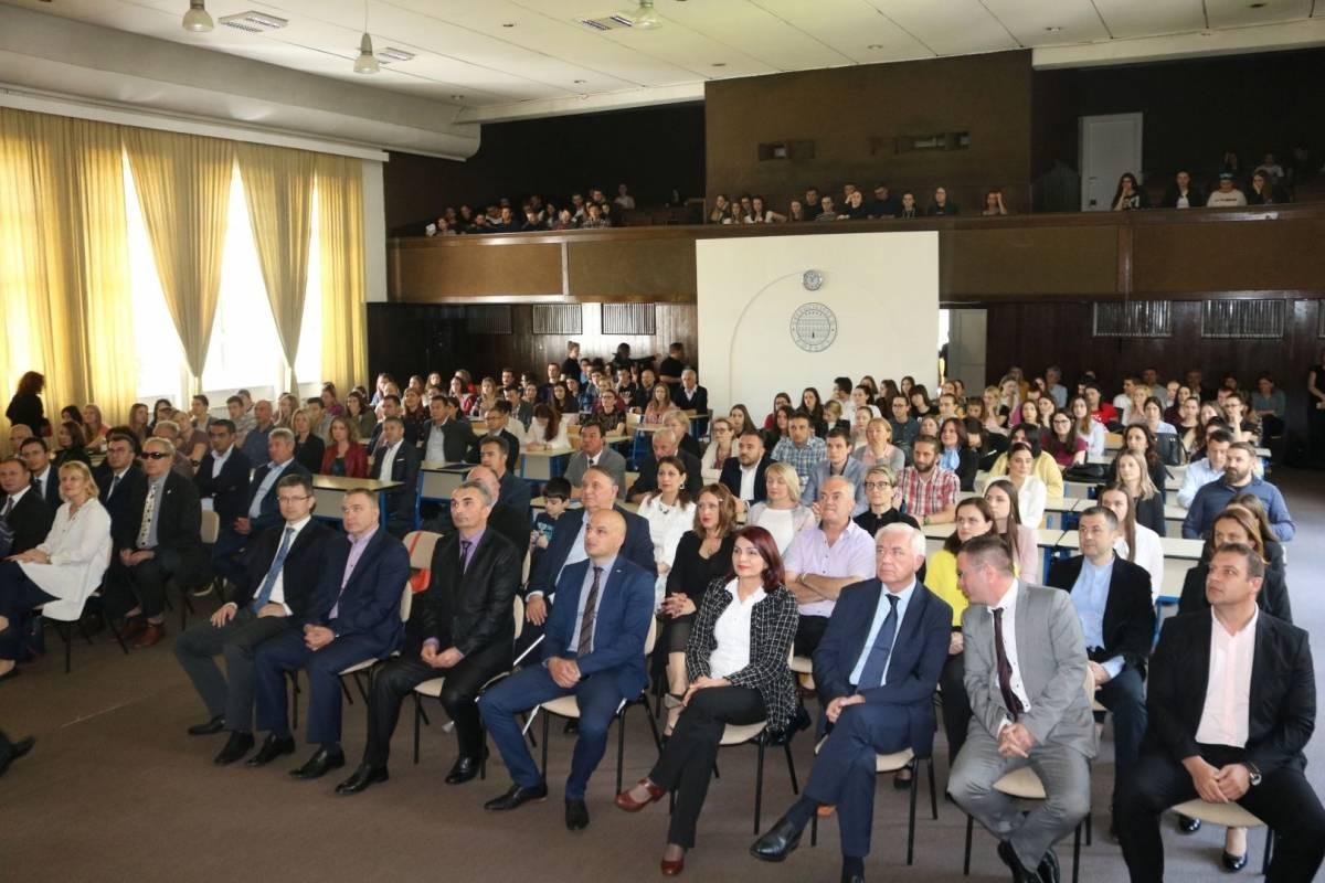 Veleučilište u Požegi proslavilo 21. obljetnicu osnutka - uskoro stižu novi studiji