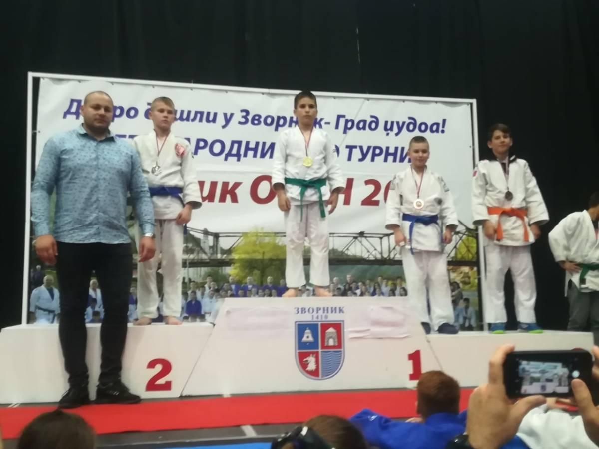 Judaši Jigora odlični na međunarodnom turniru u Zvorniku