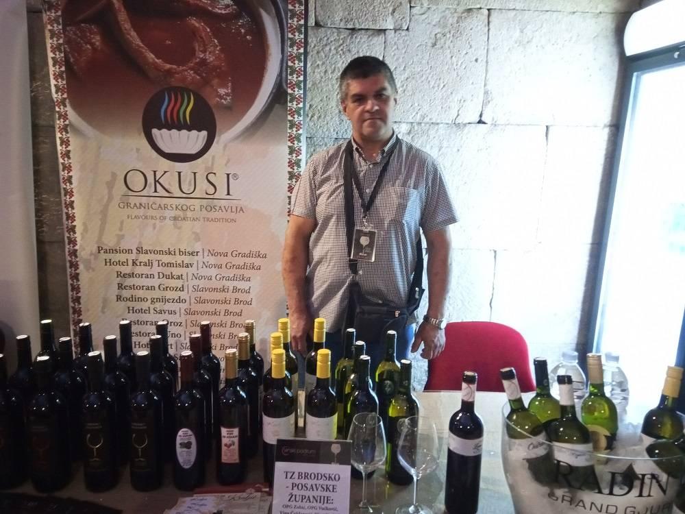 Vinari Brodsko-posavske županije uspješno se predstavili u Splitu