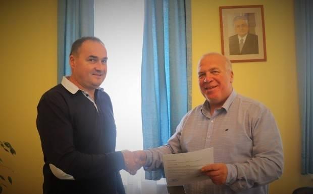 Potpisan ugovor o izvođenju radova na rekonstrukciji dijela Ulice Đure Salaja u Dobrovcu
