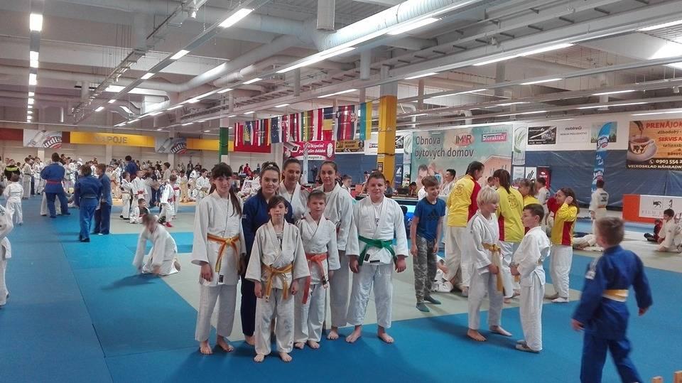 Judokan protekla dva vikenda vrlo uspješan u Slovačkoj i Bosni i Hercegovini