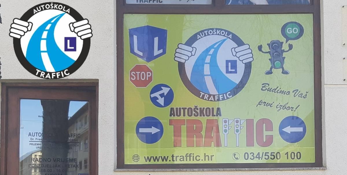 Godinu dana poslovanja autoškole ʺTrafficʺ, ʺHvala vam što ste prepoznali našu kvalitetuʺ