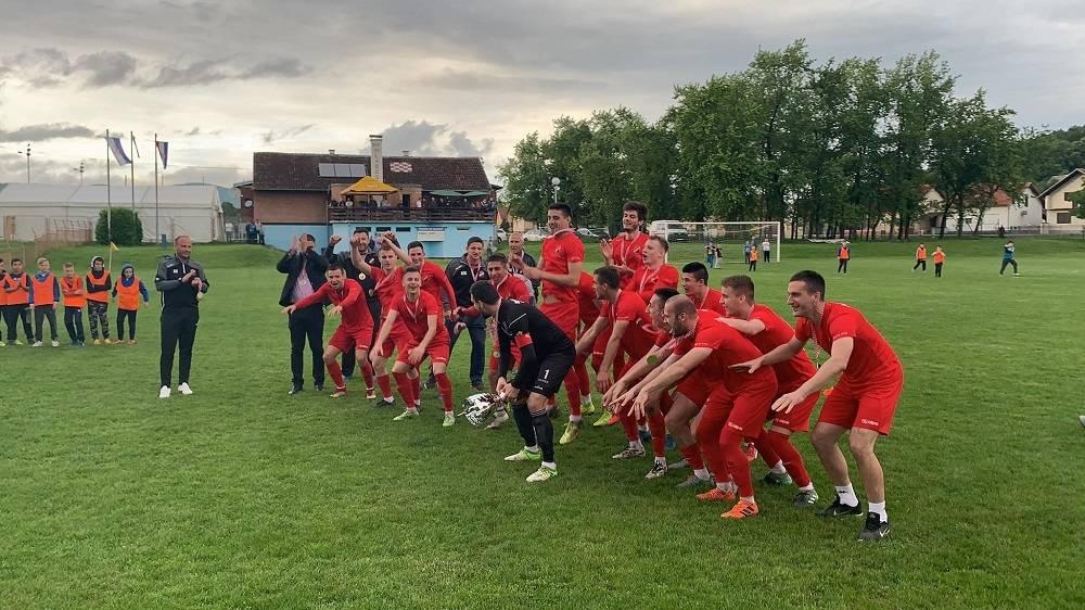 Izvrsna pobjeda Oriolika u finalu Županijskog kupa