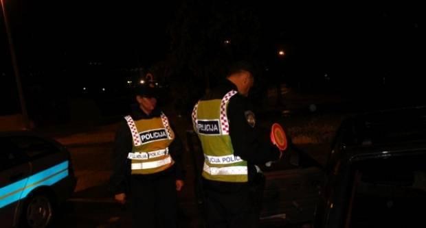 Policija u Požegi zatekla 34-godišnjaka s 2,80 promila u krvi
