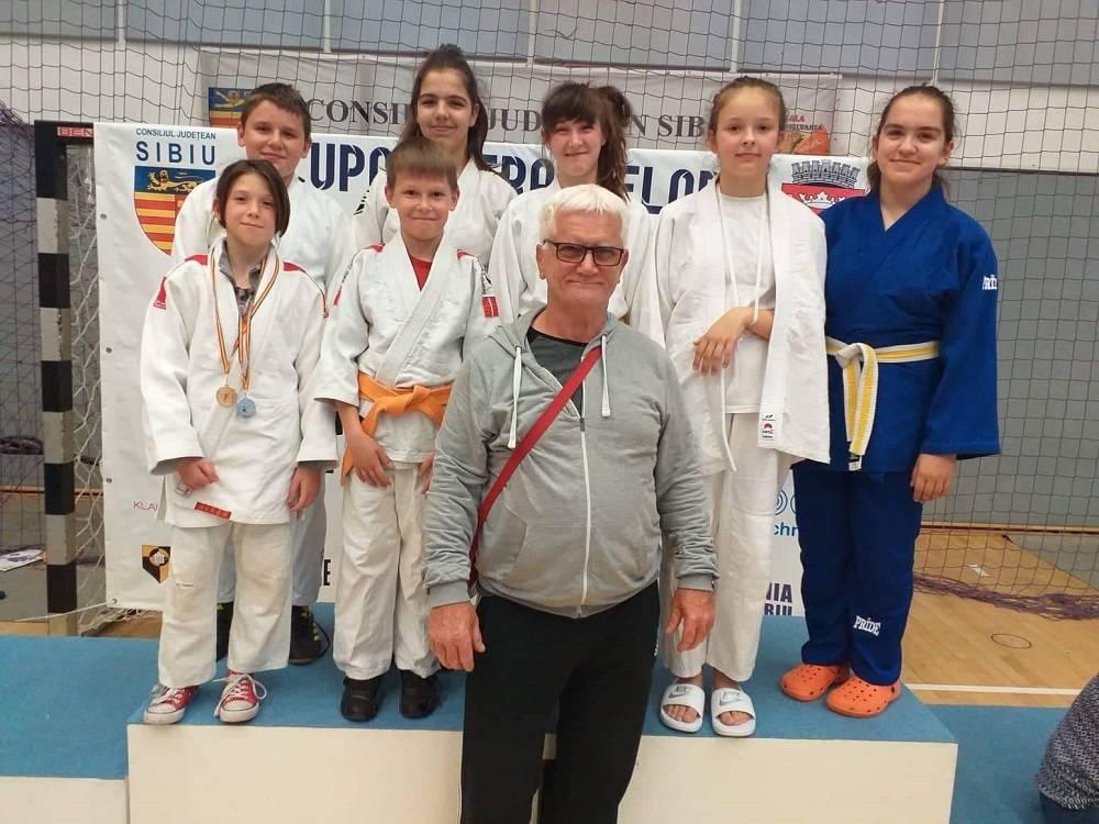 JUDOKAN: Angelika Legac osvojila zlatnu medalju na međunardnom turniru u Rumunjskoj