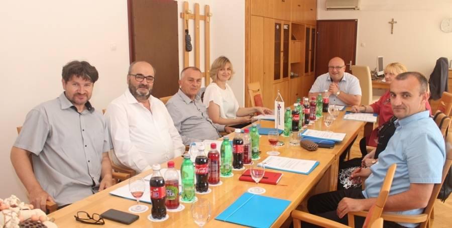 Redovni koordinacijski sastanak ravnatelja Domova zdravlja Slavonije i Baranje