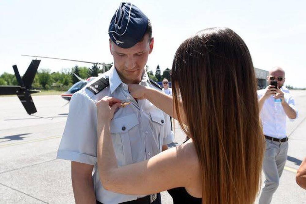 Vetovčanin Boris Šipura postao vojni pilot