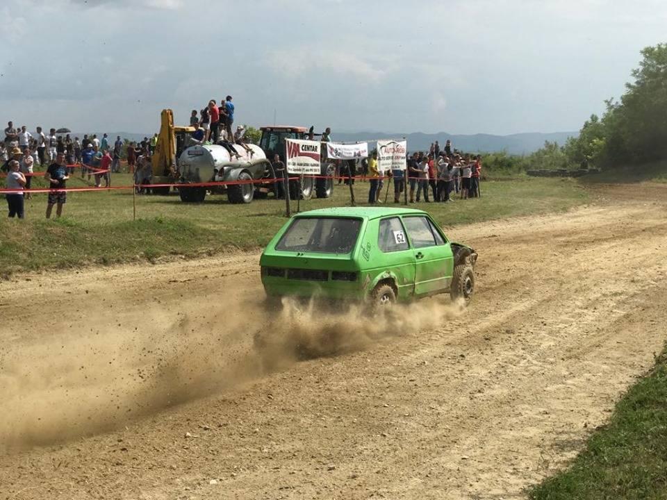 Danas od 13 sati počinje autocross utrka na Poljanicama iznad Velike