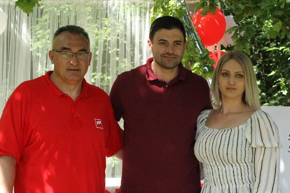 Davor Bernardić: ʺNaš zadatak je da vratimo povjerenje u Slavoniju i kad Slavonija uspije uspjet će cijela Hrvatskaʺ