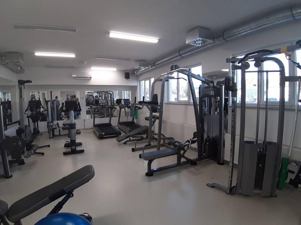 U Kutjevu otvoren Fitness studio na zadovoljstvo sportaša i Kutjevčana