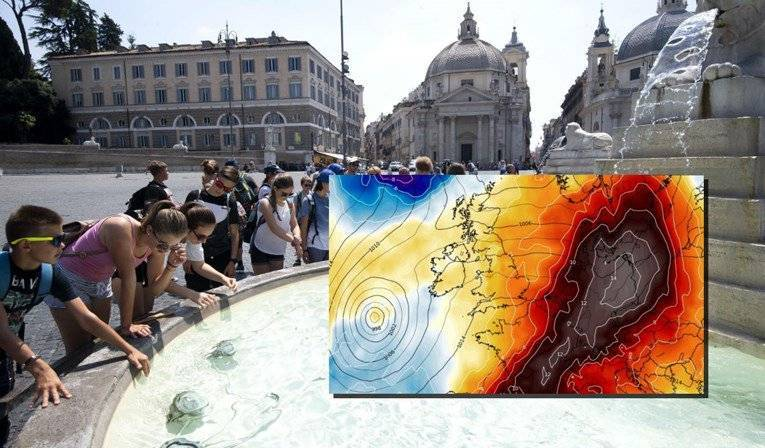 Europu idući tjedan pogađa toplinski val kakav još nije zabilježen u lipnju