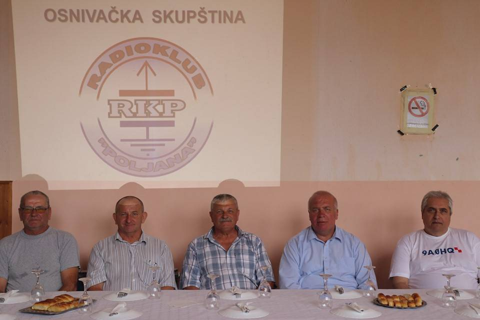 Osnovan Radio klub Poljana