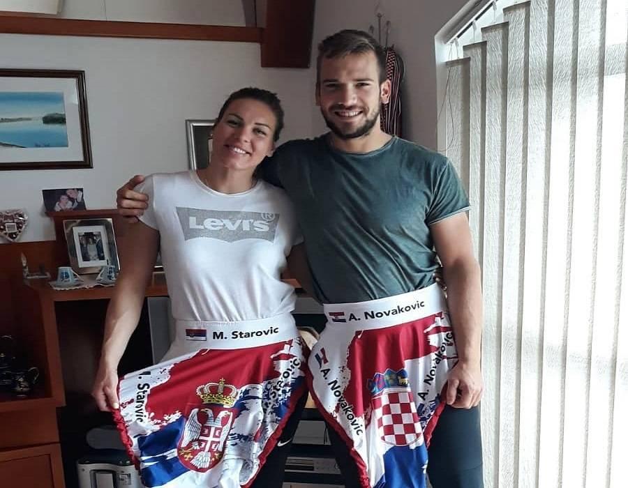 Antun Novaković u sretnoj vezi, ljubi kolegicu kajakašicu iz Srbije