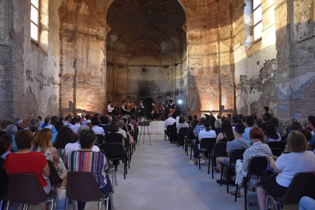 Petrovski koncert u Starom gradu u Kaptolu