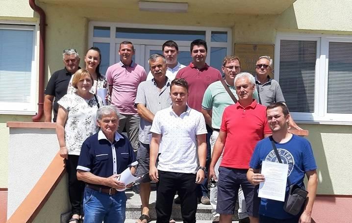 Grad Kutjevo danas potpisao ugovore za financiranje programa i projekata udruga