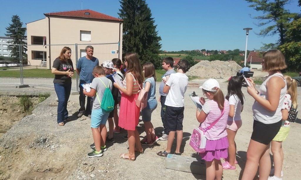 Počelo ʺColturno ljeto!ʺ: Najmlađi pakračani kao mali arheolozi