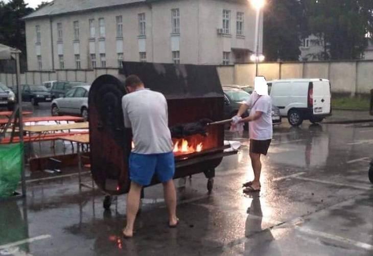 Trebate usluge pečenja pečenki?! Našli smo ekipu požeških pec-majstora za vas!