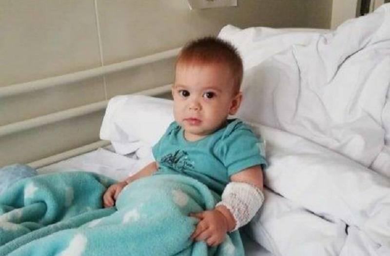 Pomozimo malenome Leu da nađe donora i ozdravi
