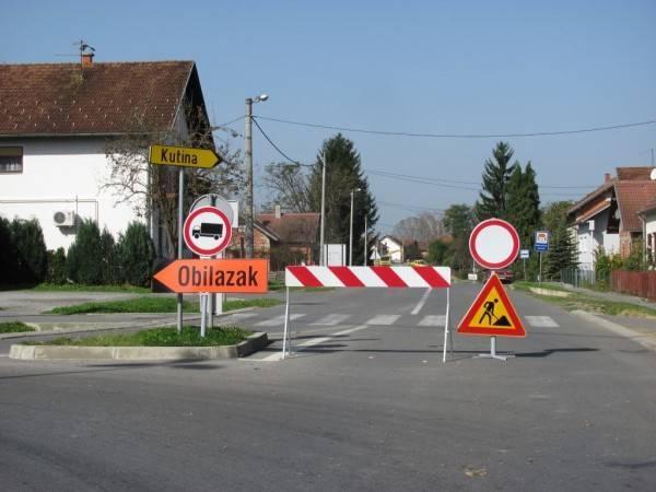 Obavijest vozačima zbog zatvaranja ceste