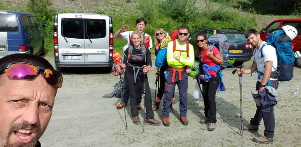 Požežani na ʺtrodnevnoj ekspedicijiʺ- pohodu na četvrti najviši vrh Austrije