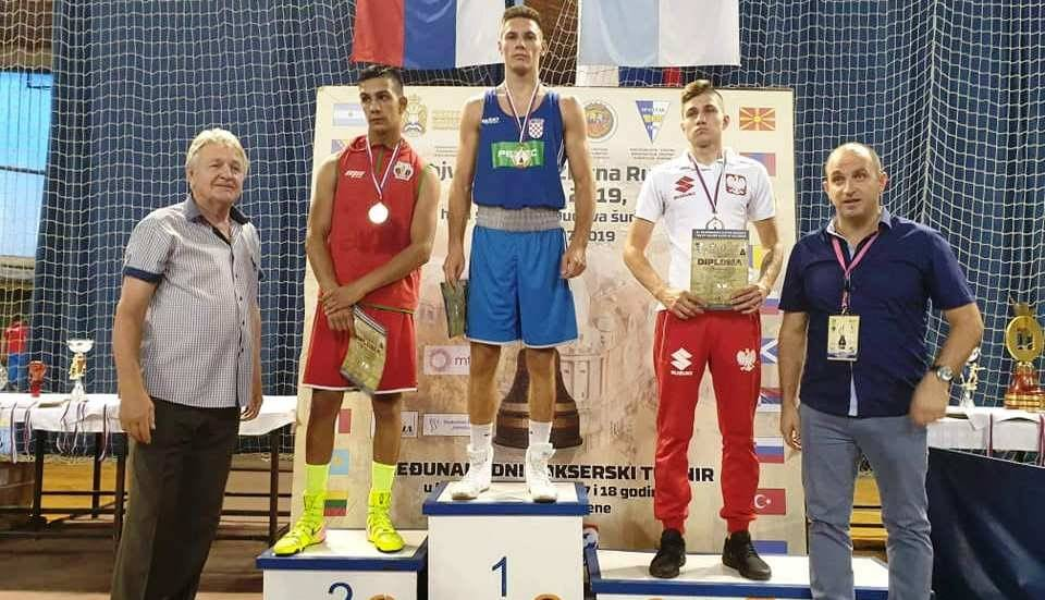 Brođanin Veočić osvojio naslov prvaka
