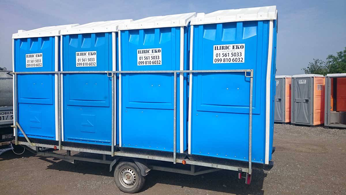KRADE SE SVE: Na području Požeštine ukrali nekoliko prijenosnih WC-a