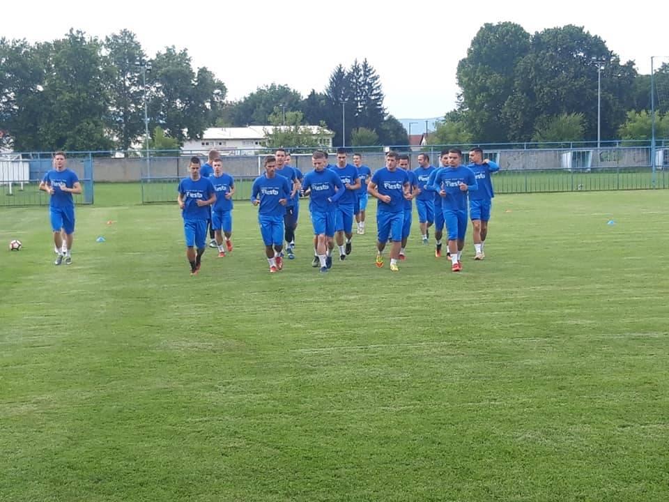 Slavonija počela pripreme za novu sezonu 3. Hrvatske nogometne lige - Istok