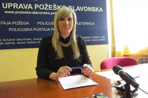 Opsežna sigurnosna problematika za polugodište 2019. u Požeško-slavonskoj županiji
