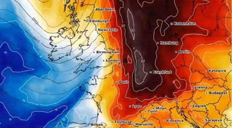 Stiže val ekstremnih vrućina