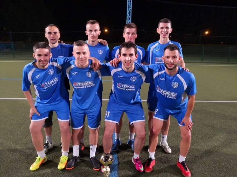 MNK Autodijelovi Tokić osvojili 4. Memorijalni malonogometni turnir ʺMarijo Šarčević - Makiʺ