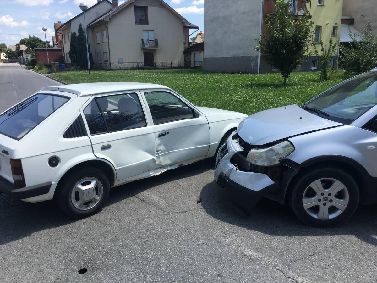 Prometna nesreća u Babinom Viru, nastala veća materijalna šteta