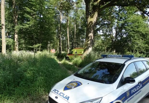 Kod Lipika tragično poginuo vozač traktora