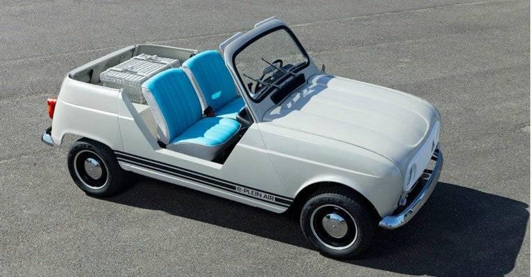 Div se vratio: Upoznajte novi Renault 4