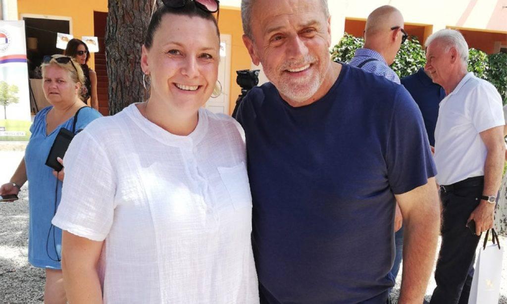 Odmaralište pakračkog Crvenog križa na Viru posjetio Milan Bandić