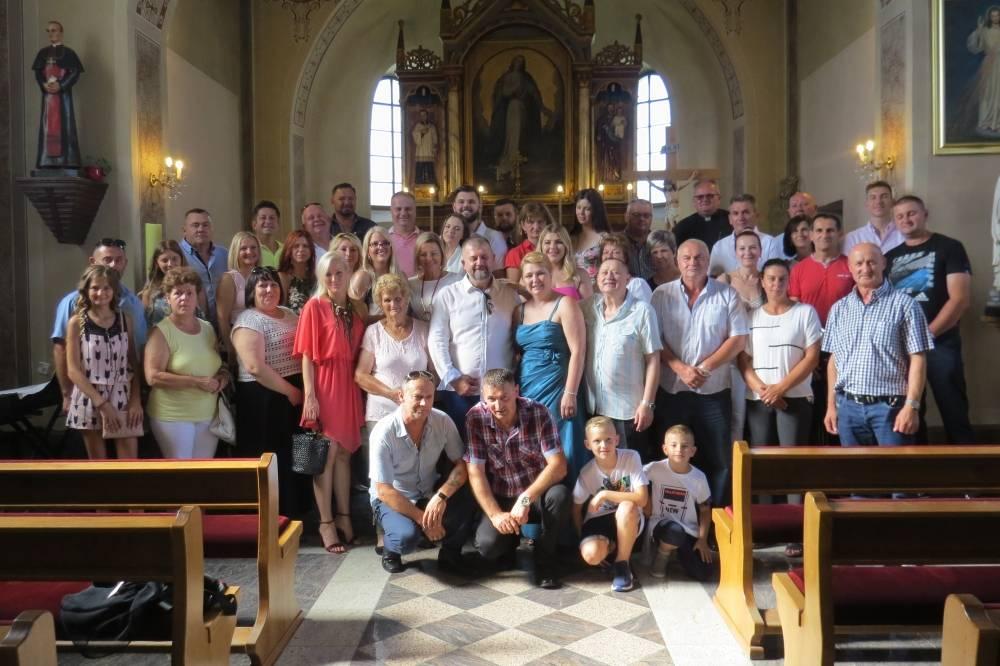 SREBRNI PIR: Supružnici Marić potvrdili ljubav obnovom bračnih zavjeta u Vetovu