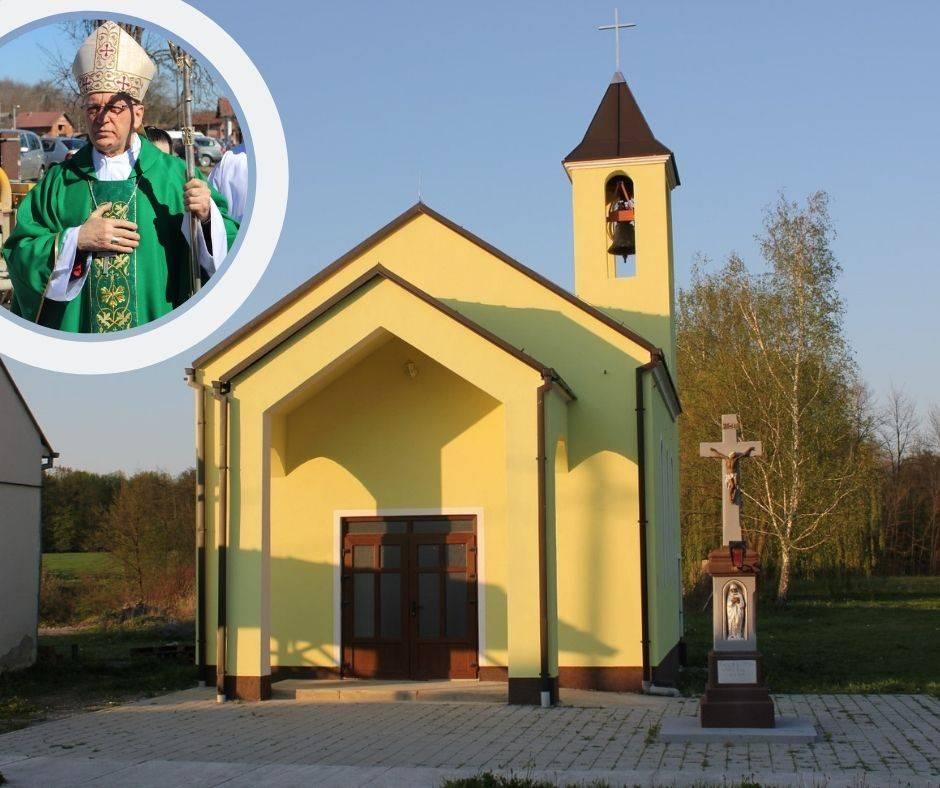 U nedjelju posveta kapelice Presvetog Srca Isusova u Dobrovcu