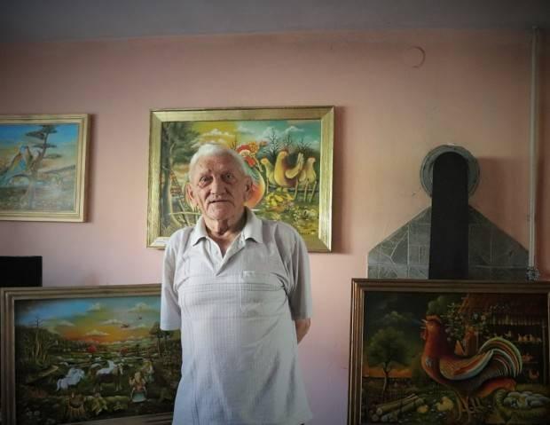 Lipički slikar naive ne miruje nego i dalje stvara prepoznatljiva umjetnička djela