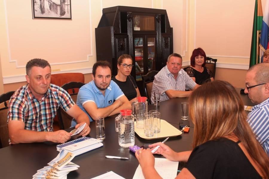 Turistička zajednica županije održala radni sastanak s vinarima povodom ʺDana turizma u Slavonijiʺ