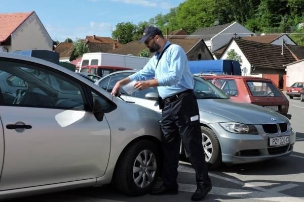 Požega pri vrhu svijeta po javnom redu i propisnom parkiranju??!??!???