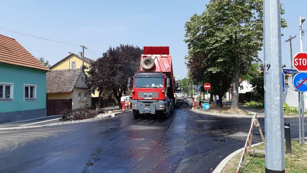 Započeli radovi na rekonstrukciji dijela Zagrebačke ulice