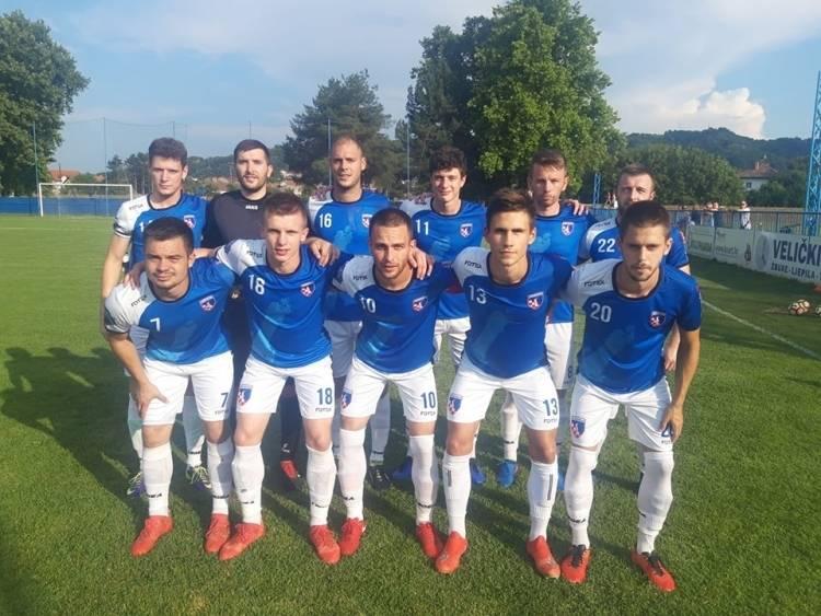 Pobjeda Slavonije nad Požegom, danas u 18,00 sati protiv Hajduka (Pakrac) posljednja pripremna utakmica