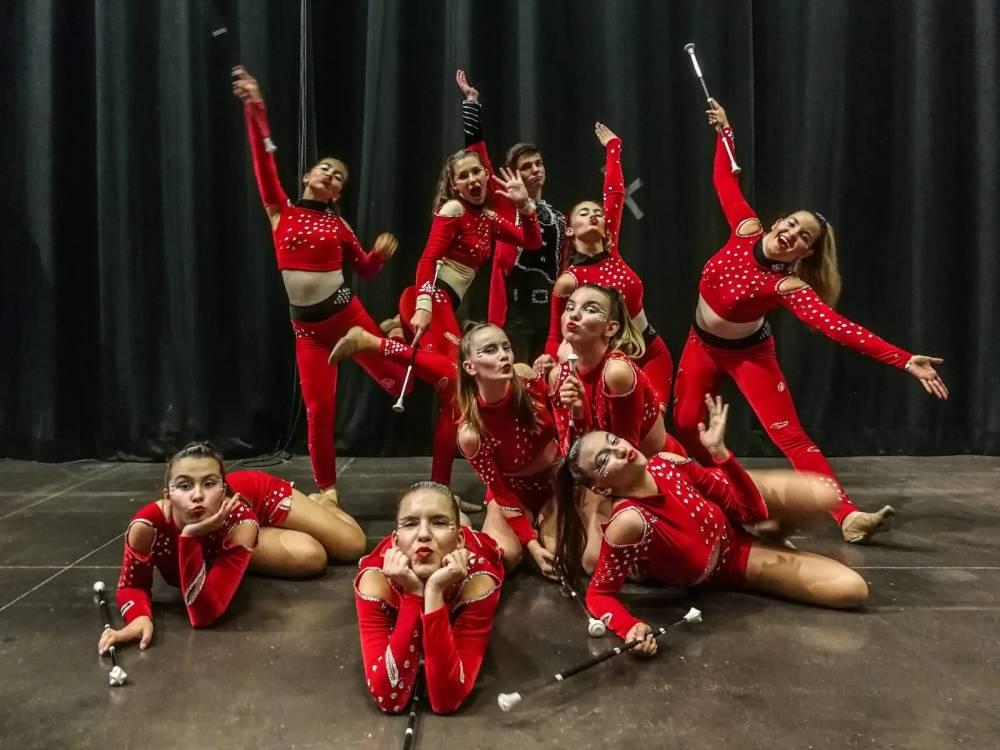 Požeški plesači nakon odličnih rezultata na Svjetskom prvenstvu razgledavali Pariz