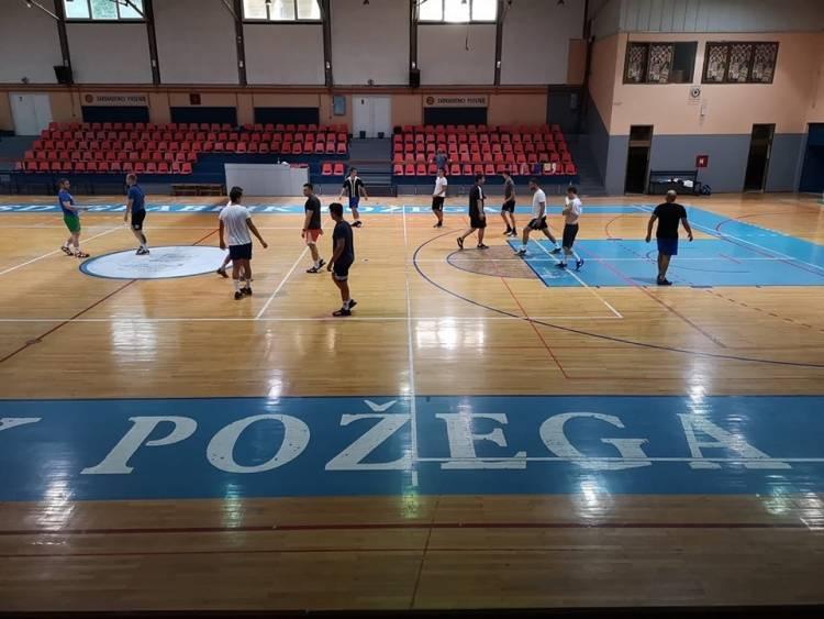 Pripremna utakmica požeških rukometaša protiv Petrinje u nedjelju