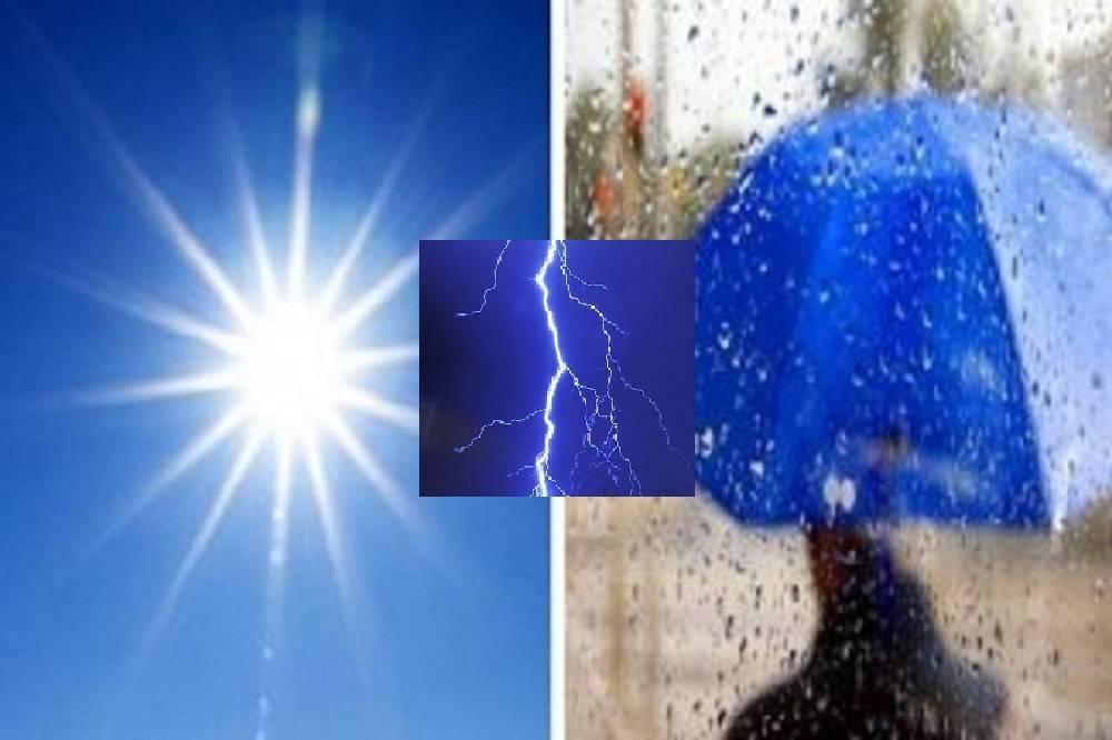 Do srijede sunčano i toplo, ali onda nas očekuje velika promjena, pljuskovi i grmljavina