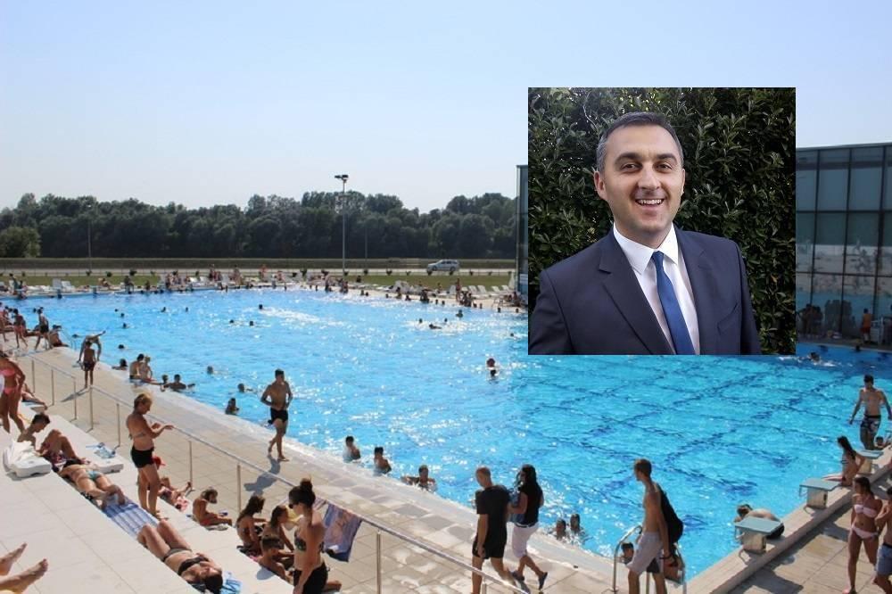 Damir Rukavina smatra da su bazeni njegova privatna svojina, i ne želi dati odgovore na postavljena pitanja koje zanima brodsku javnost???