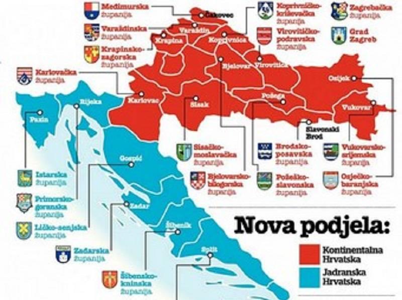 POSTOJE LI DVIJE HRVATSKE? Živimo li u istoj državi? Zakoni ne vrijede isto u Slavoniji i na otocima!