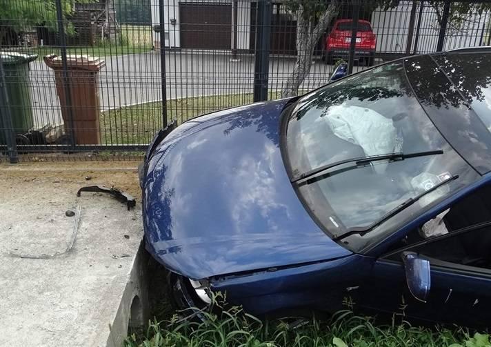 U Pakračkoj Poljani prometna nesreća, jedna osoba ozlijeđena