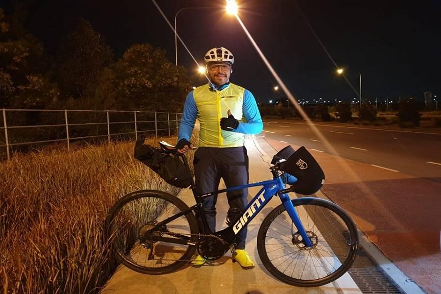 Biciklom oko svijeta: Dva će Slavonca na svojem putovanju prijeći 29.000 kilometra