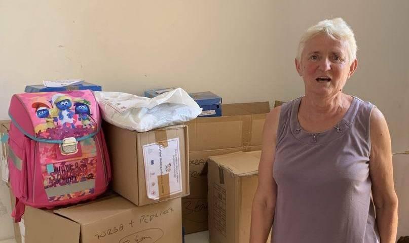 Podjela školske opreme djeci iz socijalno ugroženih obitelji s područja općine Sibinj